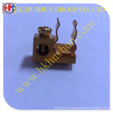 BS1363 Plug Fittings, Brass Terminals (Hs-BC-1363)