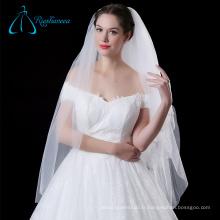 Elegant Tulle élégante de haute qualité élégante robe de mariée de mariage blanc