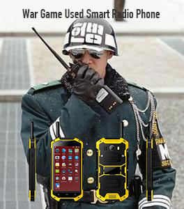 War Game Used Smart Radio Phone