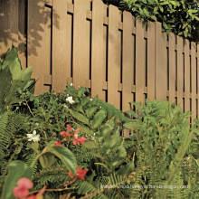 Dog Ear Stockade Fence, Composite Fence