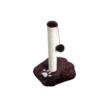 pet Tree Cat Scratching Post with Natural Rope