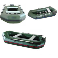 2016 Neuer Entwurf aufblasbarer Fluss Rafting Boot, kundengebundenes PVC-Boot