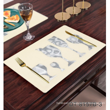 New Design Pattern Rectangle Table Placemats