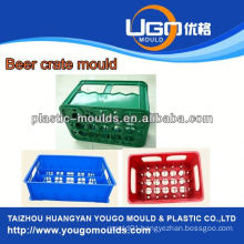 turnover box mould, Beer Crate Injection Mould