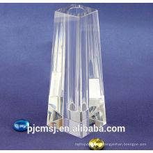 Высокое качество crysatal ваза для дома украшения гостиницы ЦВ-009