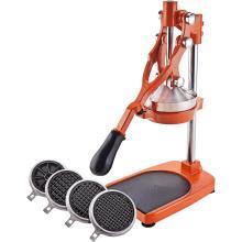 Espremedor de citrinos manual multifuncional (laranja)