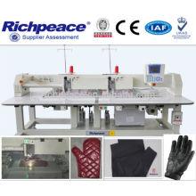 Richpeace máquina de coser automática ---- coser guantes