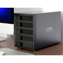 2015 Novo produto ORICO 9958RU3 Multi-bay 3.5inch HDD recinto caixa