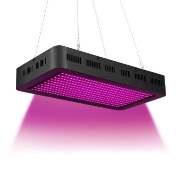 Efisiensi Tinggi 2000W Greenhouse Hydroponic Led Grow Light COB SMD