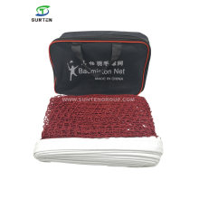 Red Badminton/ Volleyball /Football /Basketball Net, Safety Catch Net, Sporting Net, Container Scaffold Cargo Pool Sports
