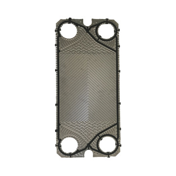 Intercambiador de calor 0.6mm ss304 M10B plate