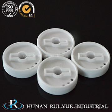 Calidad estupenda del disco de las válvulas de cerámica del alúmina del 95% para el grifo con el precio inferior