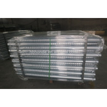 Pila de tornillo de acero de alta tecnología resistente