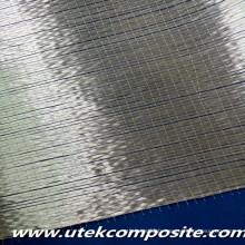 Tissu unidirectionnel en fibre de verre de 0 degrés 200GSM pour les militaires