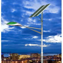 90W Solar Street Light avec panneau solaire, contrôleur et batterie