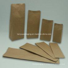 Emballage en papier avec la taille Costom