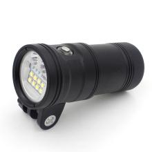 Tauchen Taschenlampe Wasserdicht 100 Meter Tauchlicht Video
