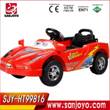 Popular Big Size children ride on car 4CH Remote Control toy car with Music and MP3 HT-99816