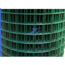 "3/4"" Aperture PVC Coated Welded Wire Mesh (TS-WM10)"