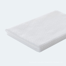 Non Woven Disposable Bath Face Towel, 100% Cotton Travel Hotel Towel