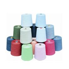 Virgin 100% Polyester Ring Spun Yarn for Knitting or Weaving