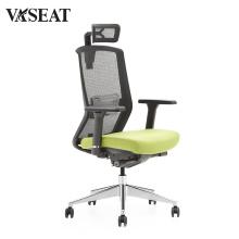 Chaise exécutive de bureau ergonomique dans le style moderne / chaise ergonomique de maille