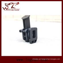 Multi-ângulo tático tiro Ipsc correia para obter pistola coldre Mag Pouch