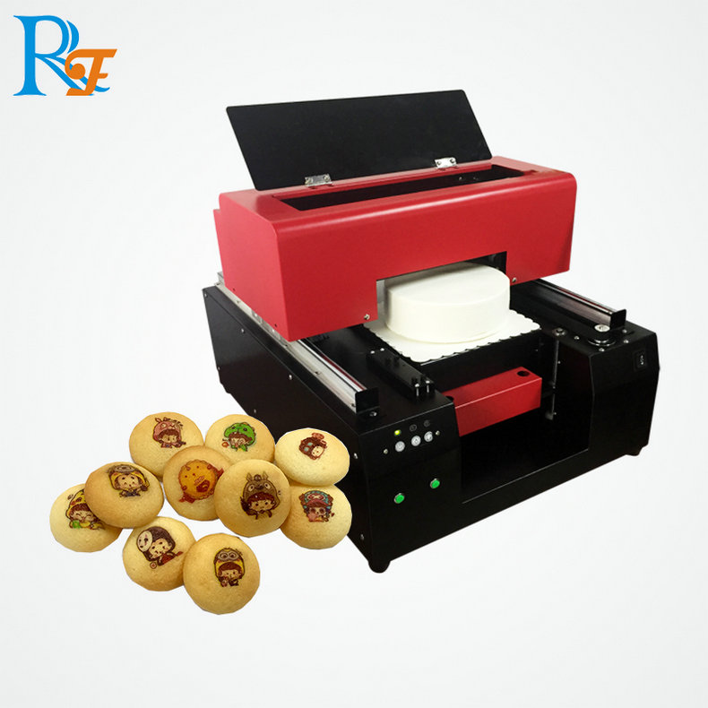 2017 New Latte Art Printing Machine