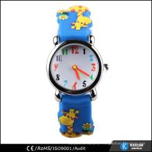 Relógio de bolso infantil especial com cervo