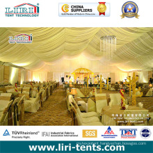 Lining and Curtain Decoration for Wedding Party Event