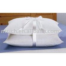 Отель потрошками подушка, белый полиэстер вставками, внутренними подушка
