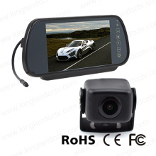 7inches Reversing Mirror Monitor System with Reversing Camera