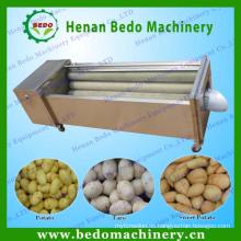 Elektrische industrielle Süßkartoffelschälmaschine u. Kartoffelschalenwaschmaschine