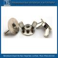 Größe M3-M56 verschiedene Sechskantmuttern T Nuts Nuts Lock Schweißmuttern