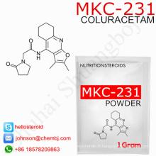 Fourniture du composé nootropique 135463-81-9 Coluracetam / Mkc-231