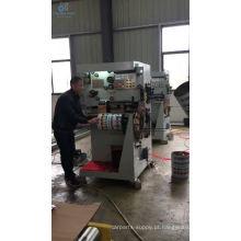 Linha de fabricação de corpos de lata semi-automática de 3 peças