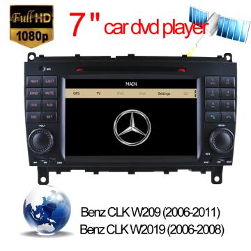 Auto DVD for M. Benz Cls W219 (2004-2008) GPS DVD Navigation (HL-8812GB)