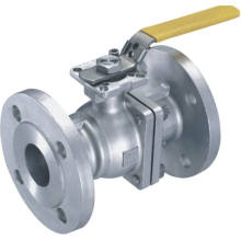 Stainless Steel Bolted Pieces Ball Valve