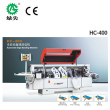 высокая эффективная ХК -400 портативный деревянный ручная машина кольцевания края PVC