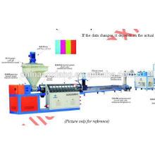 máquinas de reciclaje de plástico de película de desecho