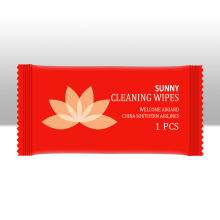 75% Alcohol Disinfecting Wipes to Kill Bacteria