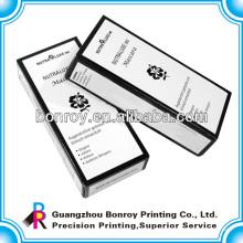 Caixa de papel de alta qualidade para o cosmético pode ser impresso com o seu logotipo