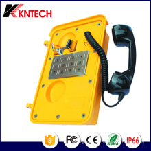 Сверхмощный телефоны с металлической плоской клавиатуры Knsp-11 Kntech