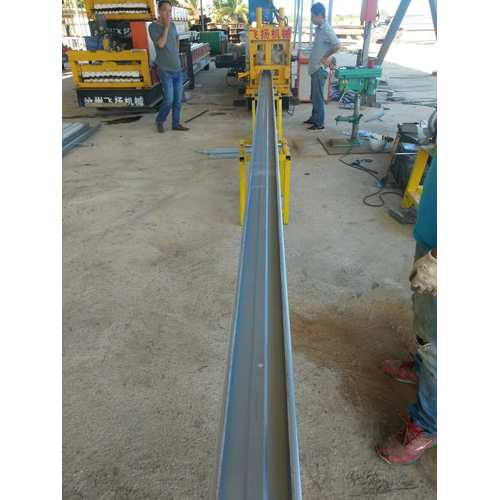 Mesin Roll Forming Baja Galvanis C Channel