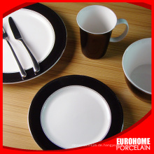 Hersteller von Geschirr hochwertige Malerei auf Porzellan