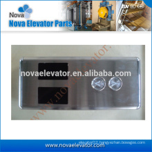 Surface mounted stainless steel duplex LOP
