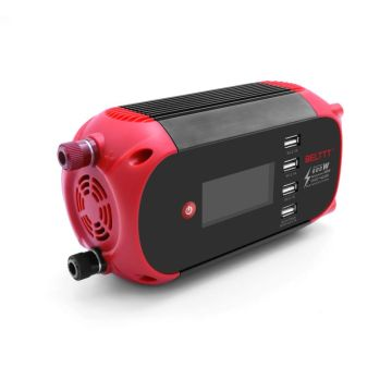 4 ports USB 300W Smart Power Inverter