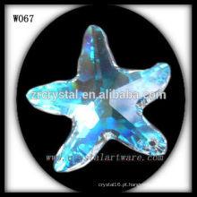 Colar De Cristal Estrela Do Mar W067