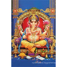 PP Pet Material Cheap 3D Hindu God Pictures