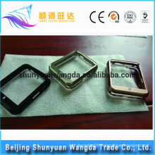 China OEM factory customized wrist watch parts high quality watch back cover